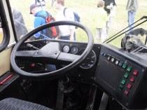 икарус-260 кабина