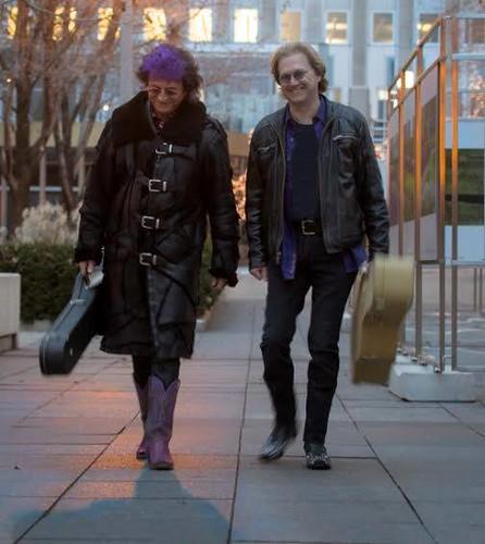 Jim Peterik and Marc Scherer