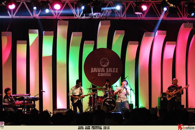 Java Jazz Festival 2015 Day 2 - Fusion Stuff