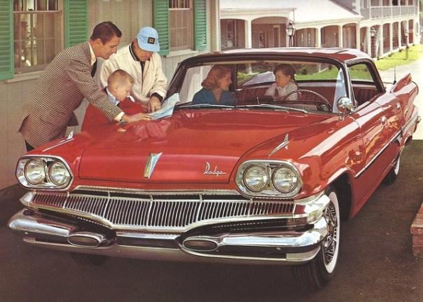 1960 Dodge Dart Phoenix brochure photo