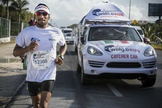 Crisanto Grajales - Carrera Wings for Life 2015