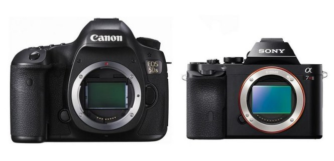 sony and canon