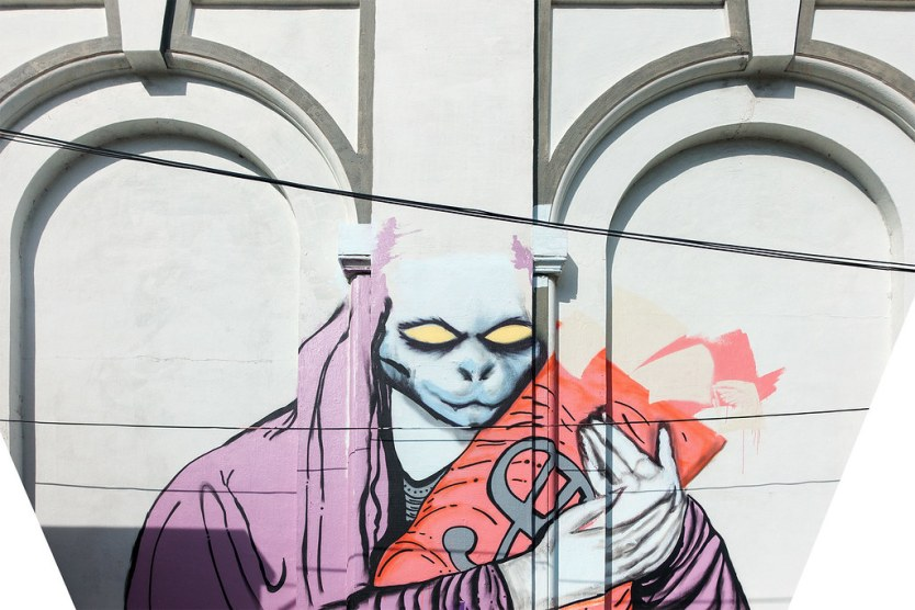 Street Art - St Petes 04