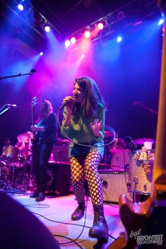 Jessica Hernandez & The Deltas 3/20/15