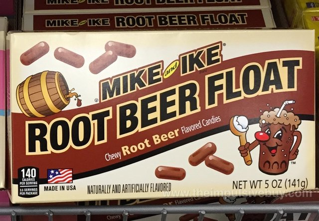 Mike and Ike Root Beer Float Candy
