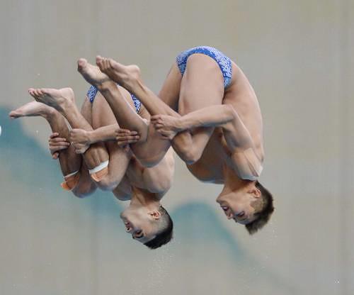 Iván García y Germán Sánchez ganan medalla de bronce en China