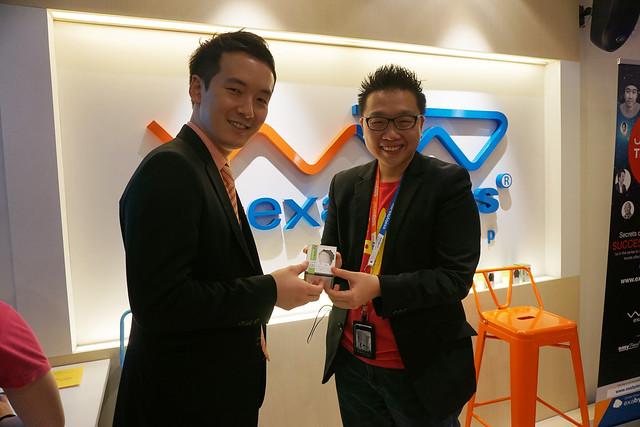 Hayato Nakata and Chan Kee Siak