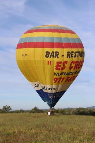 Hot Air Balloon, Mallorca