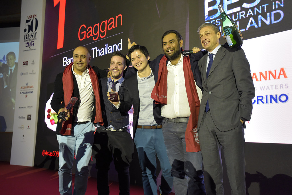 A50BR_The S.Pellegrino Best Restaurant in Asia and Thailand_Gaggan
