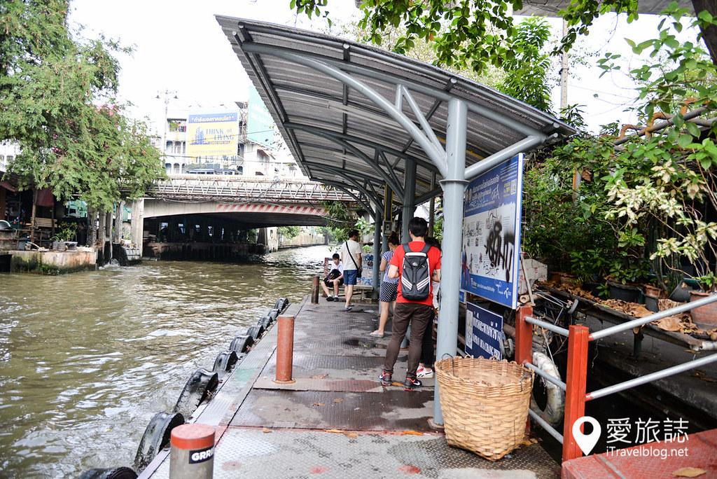 Khlong Saen Saep Express Boat 曼谷空盛桑运河快船 09