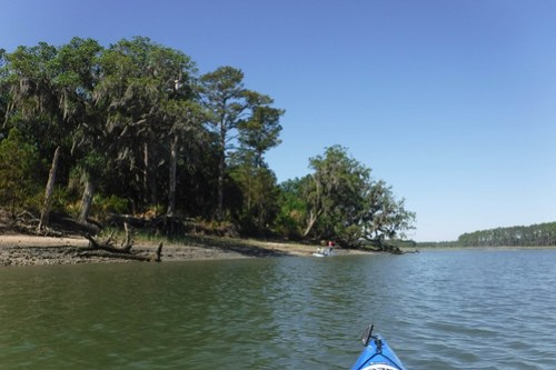 May River Paddling with Lowcountry Unfiltered-47