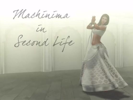 Machinima in Second Life