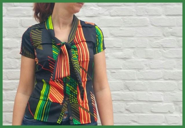 Atelier Assemblé blouse (full)
