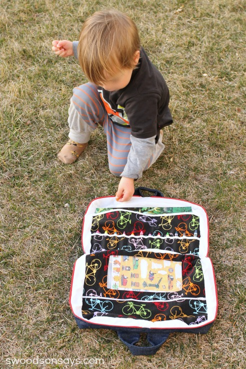 Crayon Briefcase