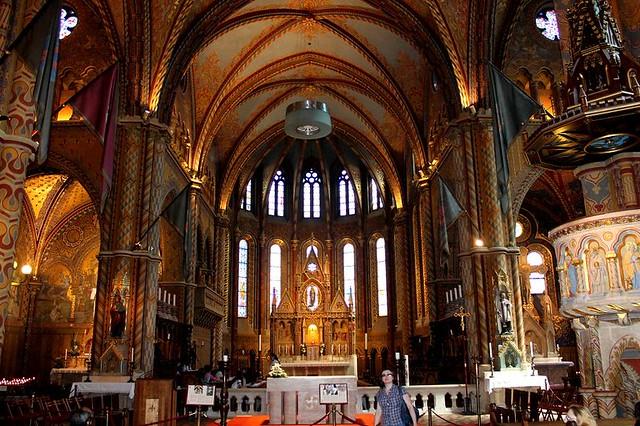 Que ver en Budapest. Iglesia de Matías.