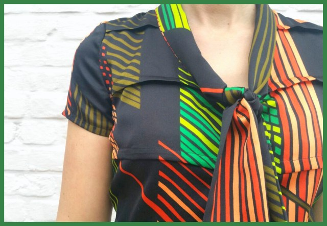 Atelier Assemblé blouse (close-up)
