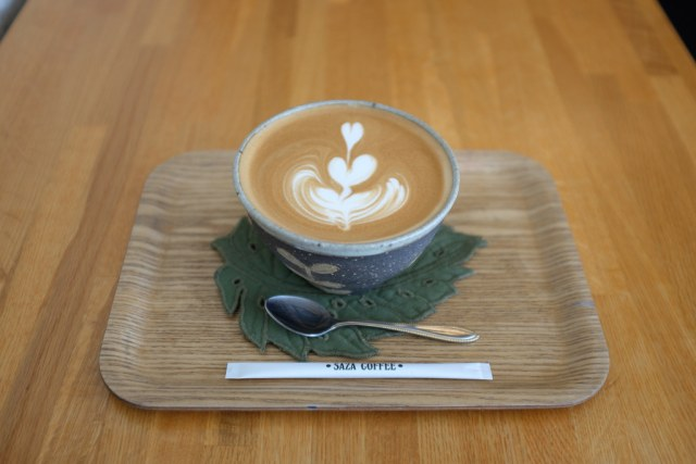 SHOGUN CAFÉ LATTE 2015/03/22 X1003942