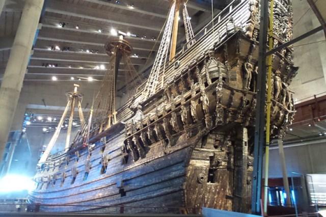 Stockholm - Vasamuseum