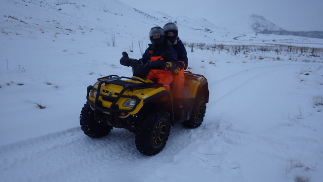 Top things to do in Iceland - ATV