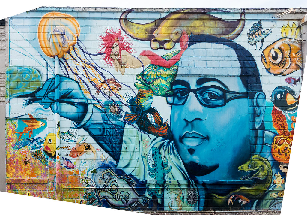 Street Art - St Petes 26