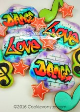 Graffiti LOVE Dance