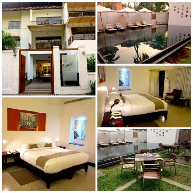 Eighth Bastion Hotel Kochi