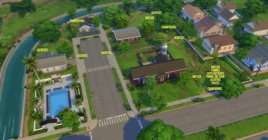Les Sims 4 Collection Jardinage SimCookie News Sur