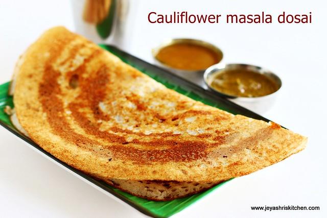cauliflower-masala-dosai