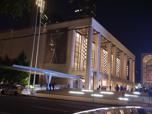 The David H. Koch Theater/ The New York City Ballet