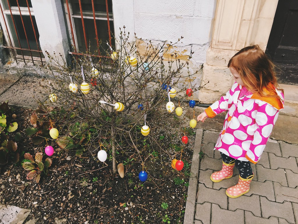 Easter Eggs and Stormy Skies (3/30/15)