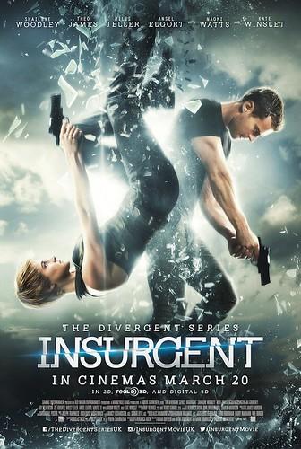 La serie Divergente: Insurgente - Estreno destacado