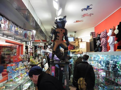 Tiendas y lugares frikis en Nueva York: Toy Tokyo