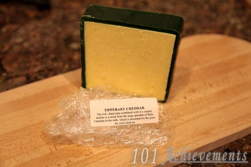 March Cheese of the Month - Irish Cheeses