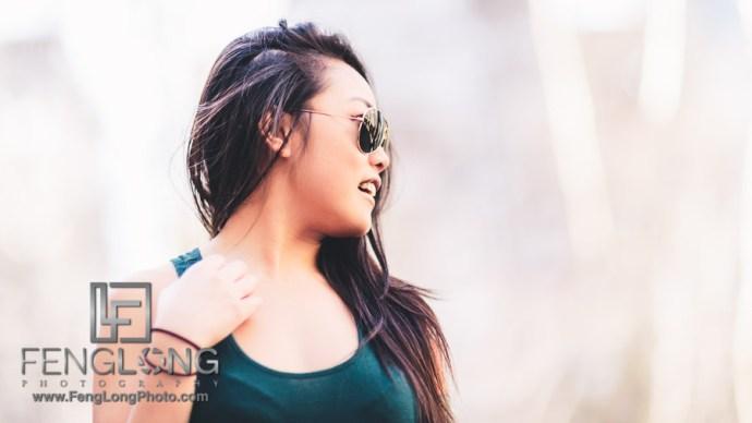 Trang | New York City Fashion Shoot