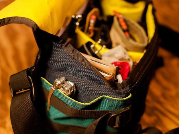 Topo Designs Field Bag Review