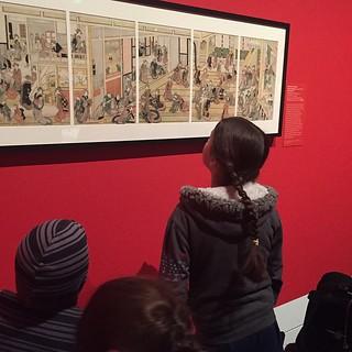 #Hokusai at @mfaboston