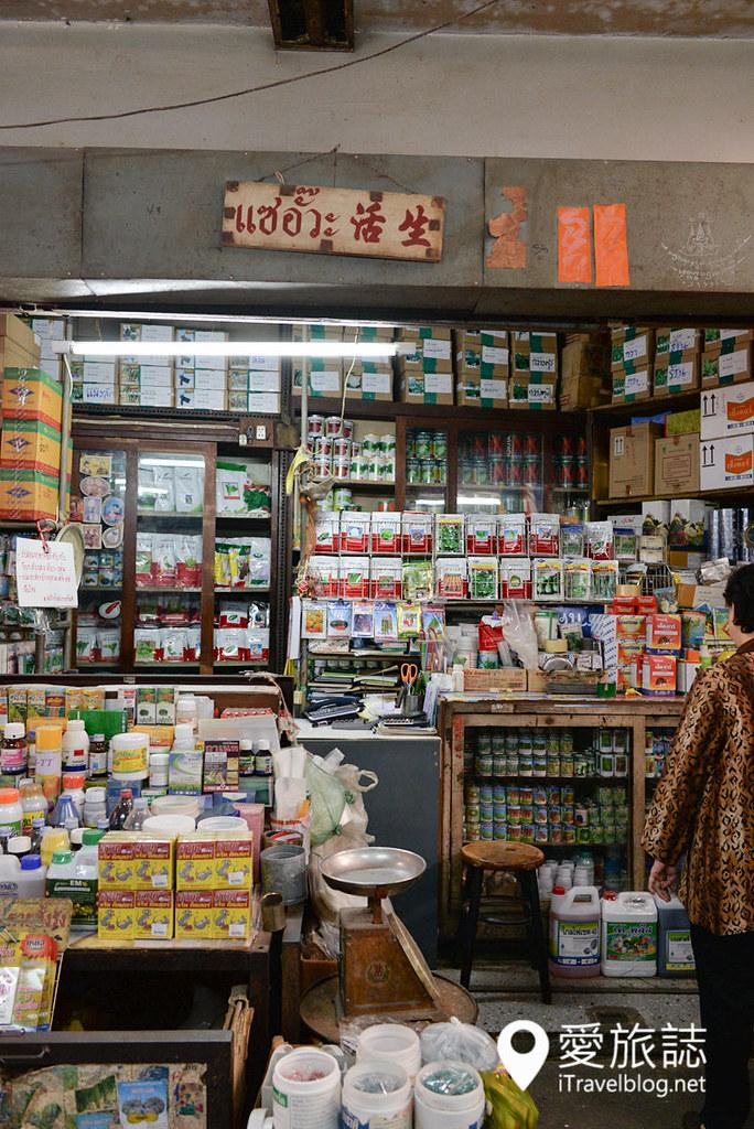 清迈市集 龙眼市场 Ton Lam Yai Market 02