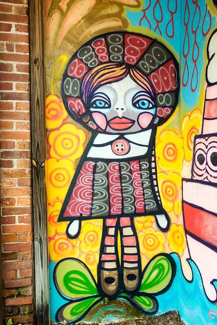 Street Art - St Petes 15