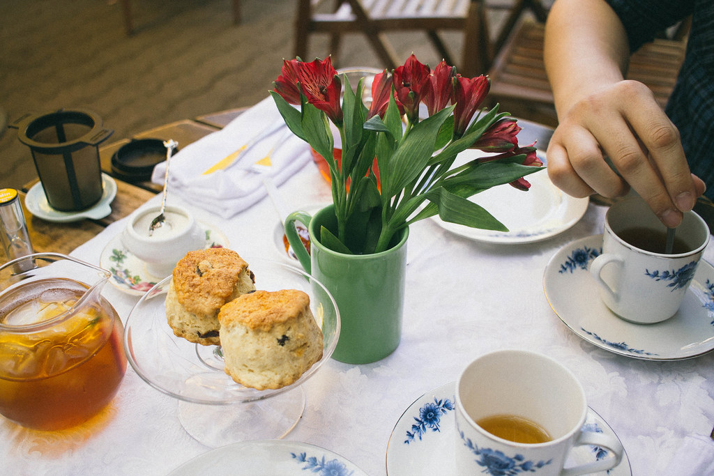 tea time with amandify
