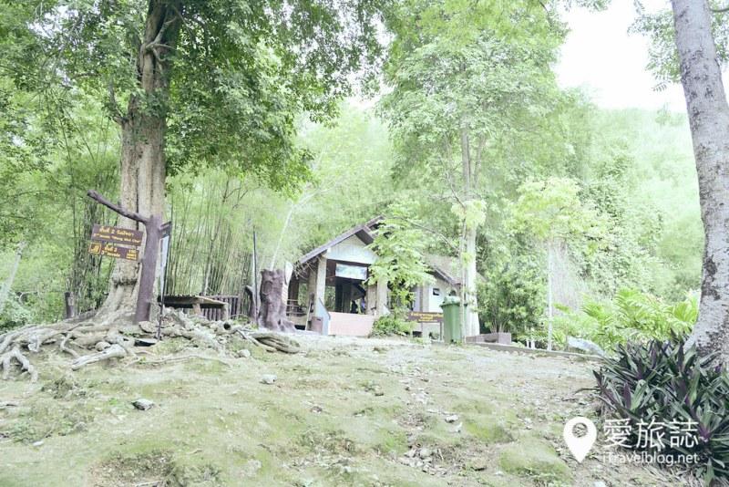 《北碧府景点推介》Erawan National Park 爱侣湾国家公园:欣赏Erawan Waterfall七重瀑布美景