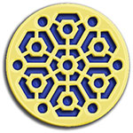 Weylan Yutani Science Department Pin