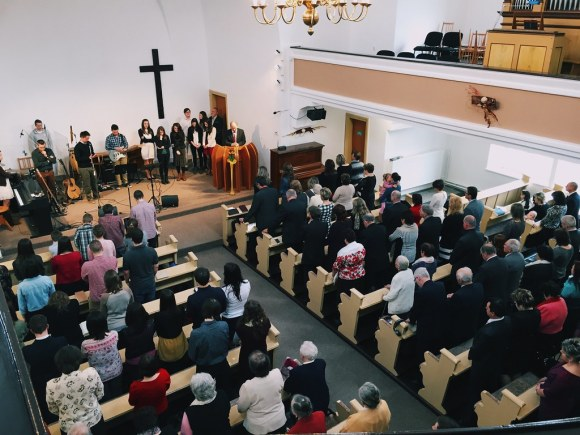Easter Sunday in Czech (4/5/15)