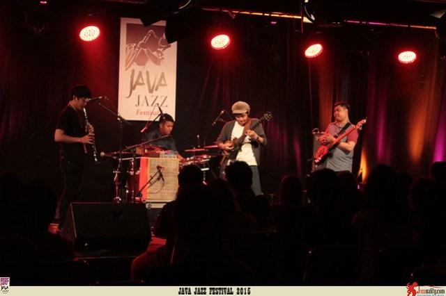 Java Jazz Festival 2015 Day 2 - Tesla Manaf (1)