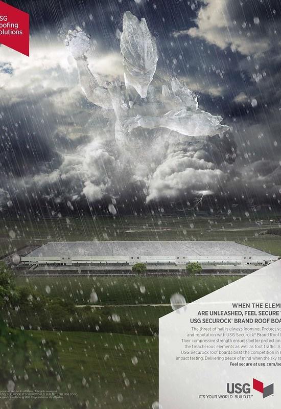 USG Corporation - Hail