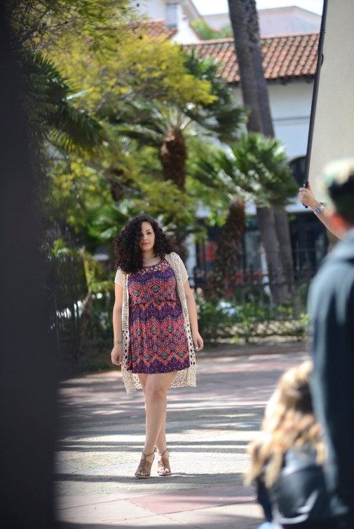 Behind the Scenes with maurices