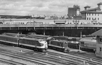 SR, Atlanta, Georgia, 1954