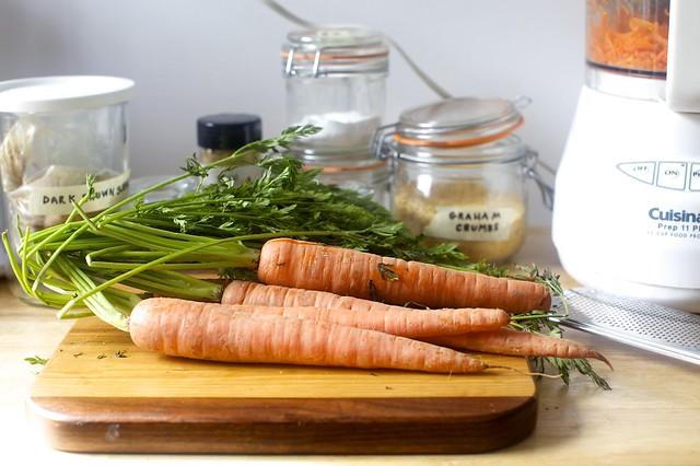 some sad carrots to start