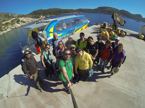 Excursion to Cabrera Island