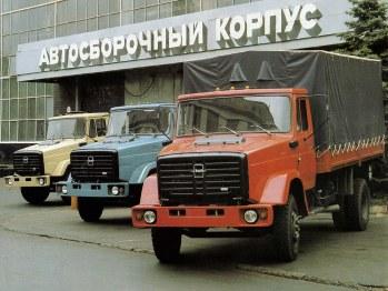 ЗиЛ-4331 был последней массовой моделью в период перестройки