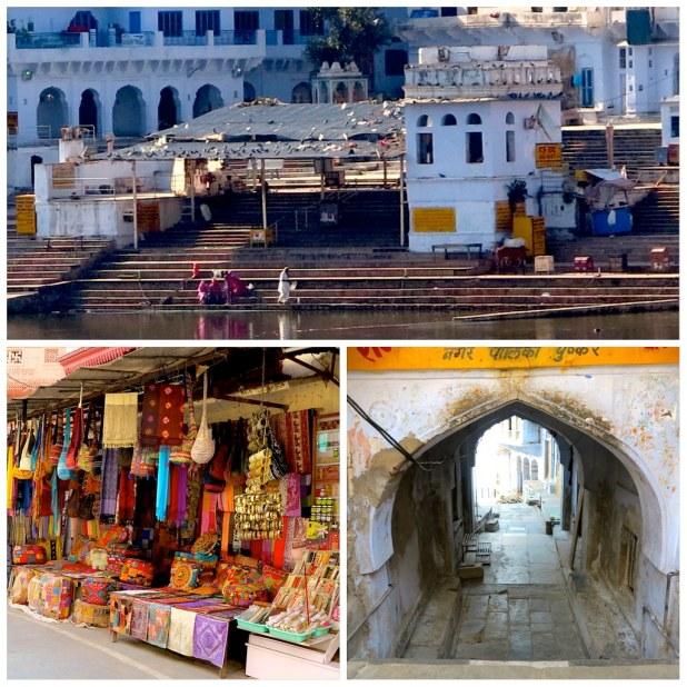 Pushkar ciudad sagrada en India